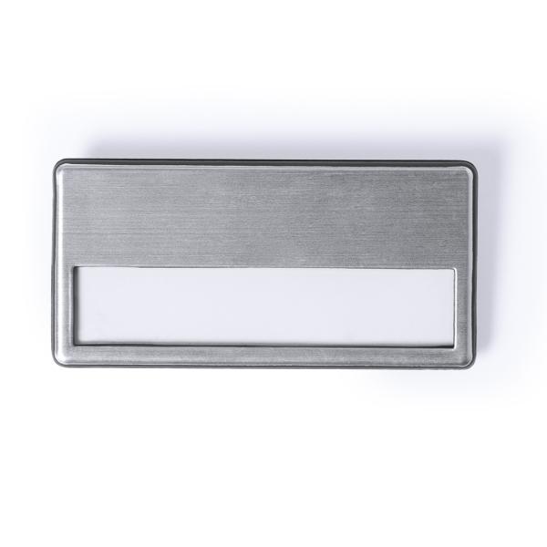 Badge métallique personnalisé Maroc