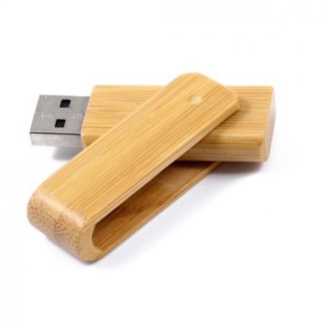 Clés USB bois personnalisée Agadir