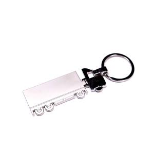 Porte clés plaque métallique personnalisé Tétouan
