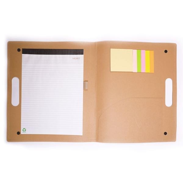 Porte document en liège Tétouan