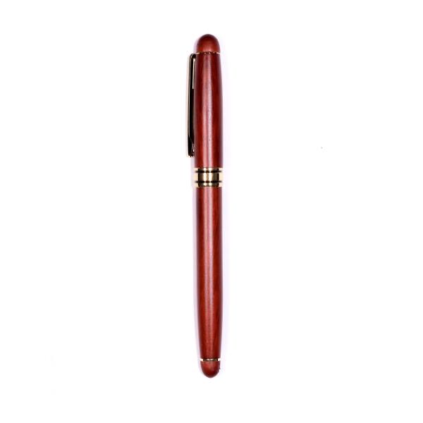 stylo en bois personnalisé