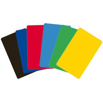 Carte couleurs